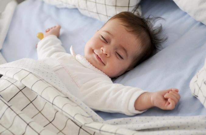 beba spava za imunitet