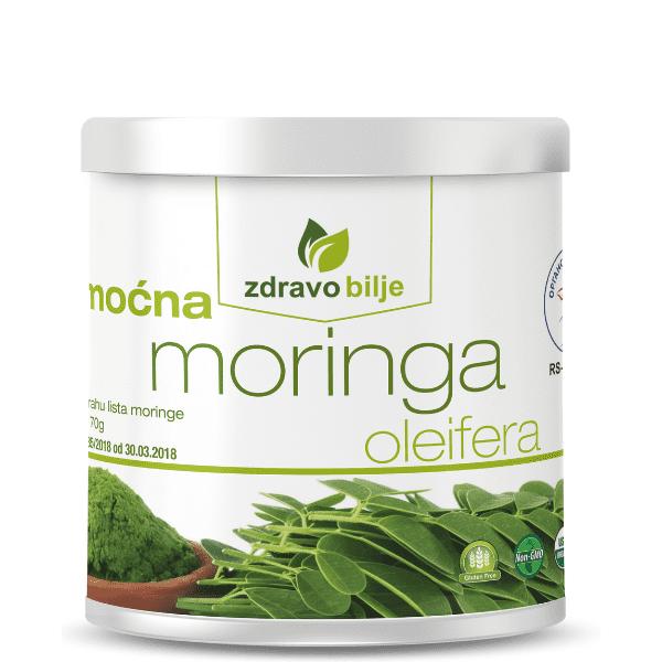 organska moringa oleifera prah 70g